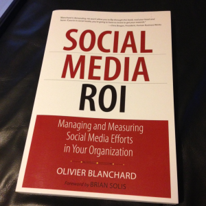Social Media ROI Book Cover