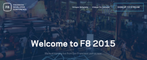 4 Quick Thoughts on Today's F8 Keynote