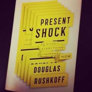 "Pleasently Shocked by ""Present Shock"""