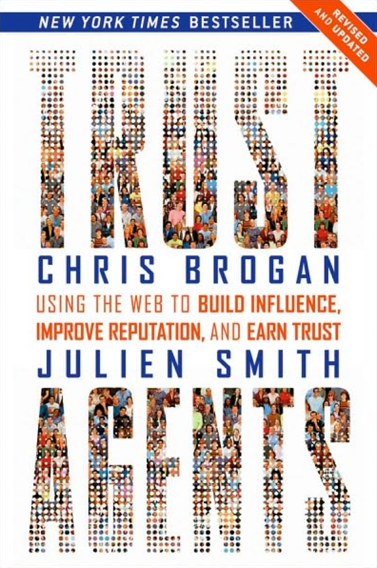 Trust Agents Book Cover