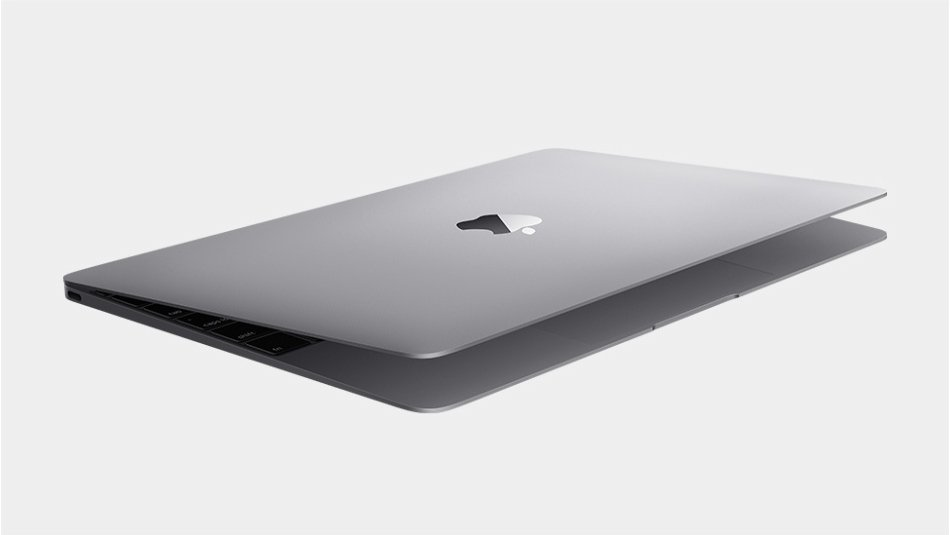 New MacBook 2015 Space Gray