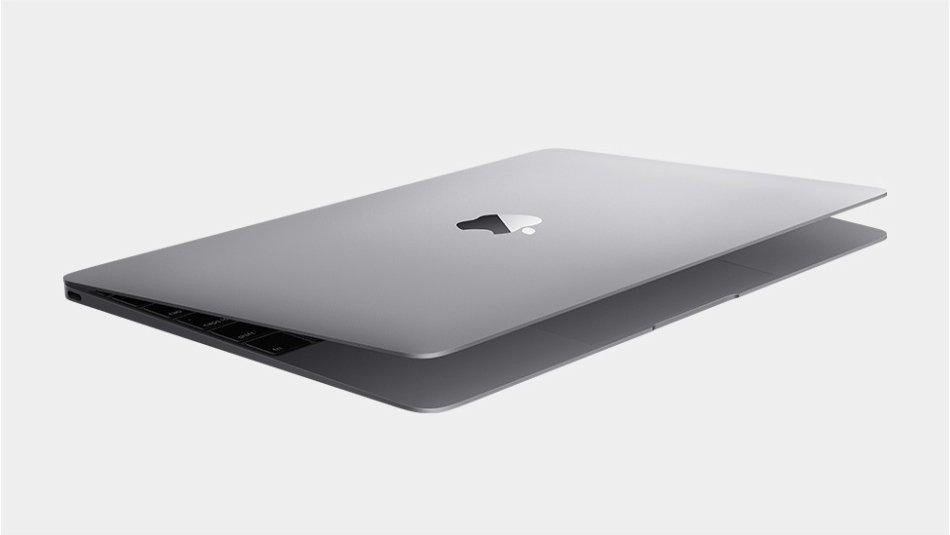 New MacBook 2015 Space Gray