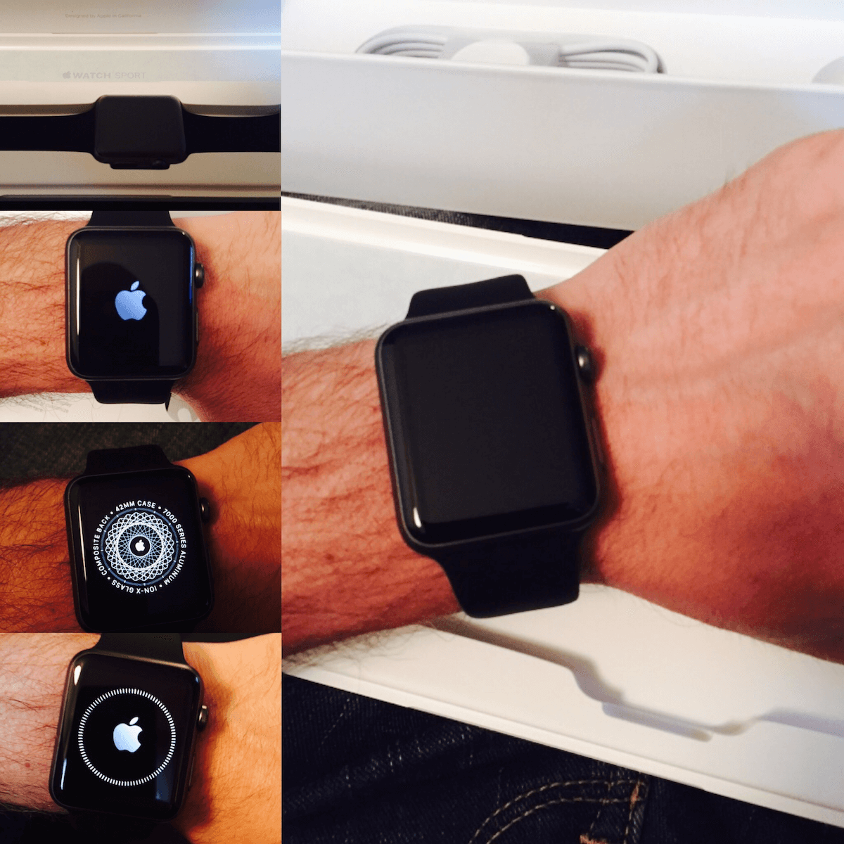 One month with Apple Watch