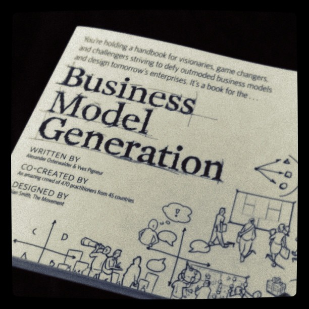 Business Model Generation